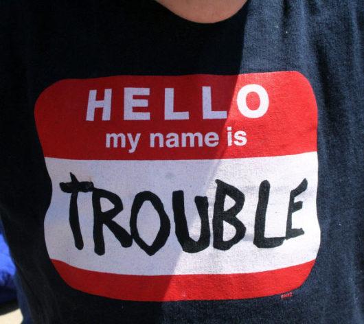 Trouble DayBreaksDevotions-WP.com